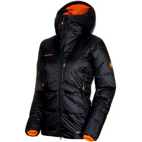 Mammut Eigerjoch Pro IN Hooded Jacket Dame Black